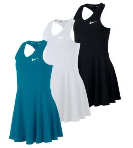 Girls Court Pure Tennis Dress