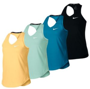 Girls Court Pure Tennis Tank