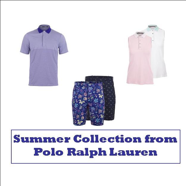 Polo Ralph Lauren Summer Apparel Collection