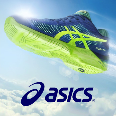 Taking a Closer Look at the ASICS Gel-Court FF Tennis Shoe