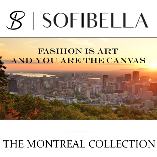 New Women's Clothing from Sofibella, Eh?