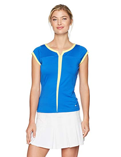 Shine in the Bolle Women's Sapphire Tennis Clothing Collection!