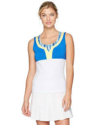 Bolle Sapphire Layered Tank Top