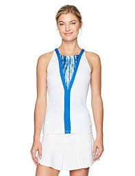 Bolle Sapphire Racerback Tank Top