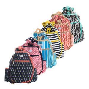 Ame and LuLu Women's Kingsley Tennis Backpacks