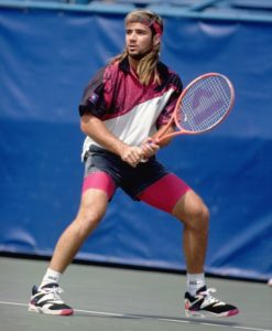 Andre Agassi US Open 1990