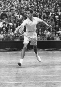 Henry Austin 1932 Wimbledon
