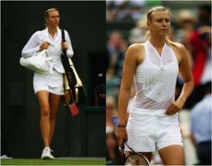 Maria Sharapova Wimbledon 2008