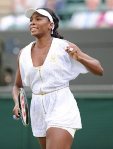 Venus Williams Wimbledon 2011