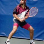 Andre Agassi 1991 US Open outfit