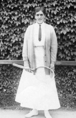 Dorothea Douglass Lambert Chambers