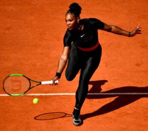 Serena Williams 2018 French Open