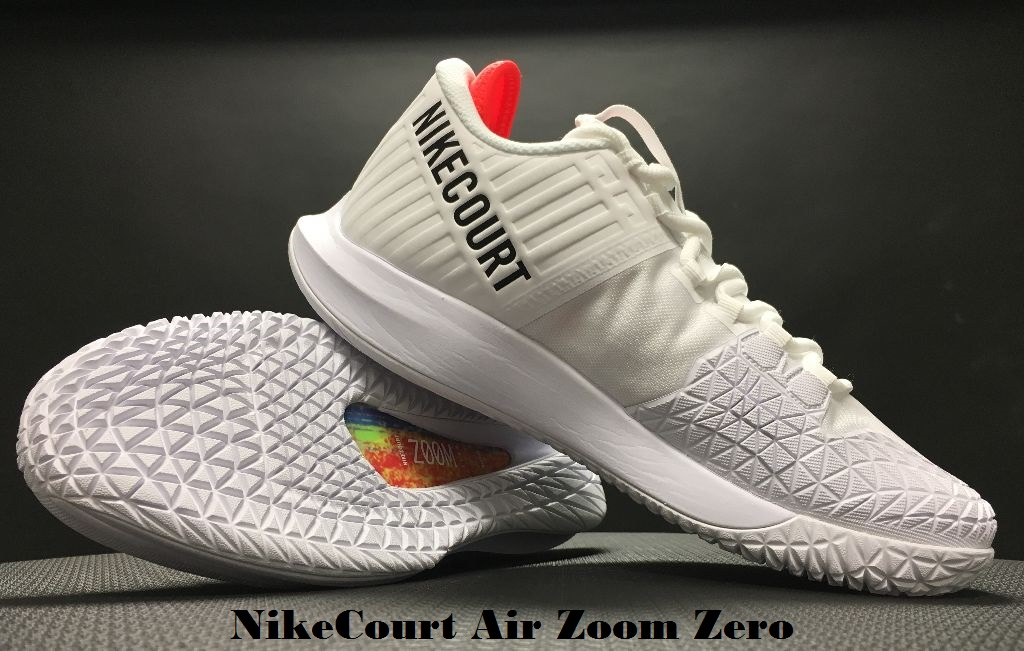 Breaking Down the New NikeCourt Air Zoom Zero Tennis Shoe