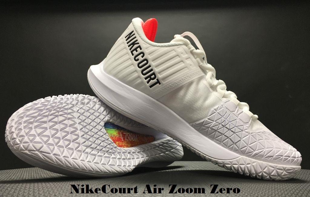 Breaking Down the New NikeCourt Air Zoom Zero Tennis Shoe Thumbnail
