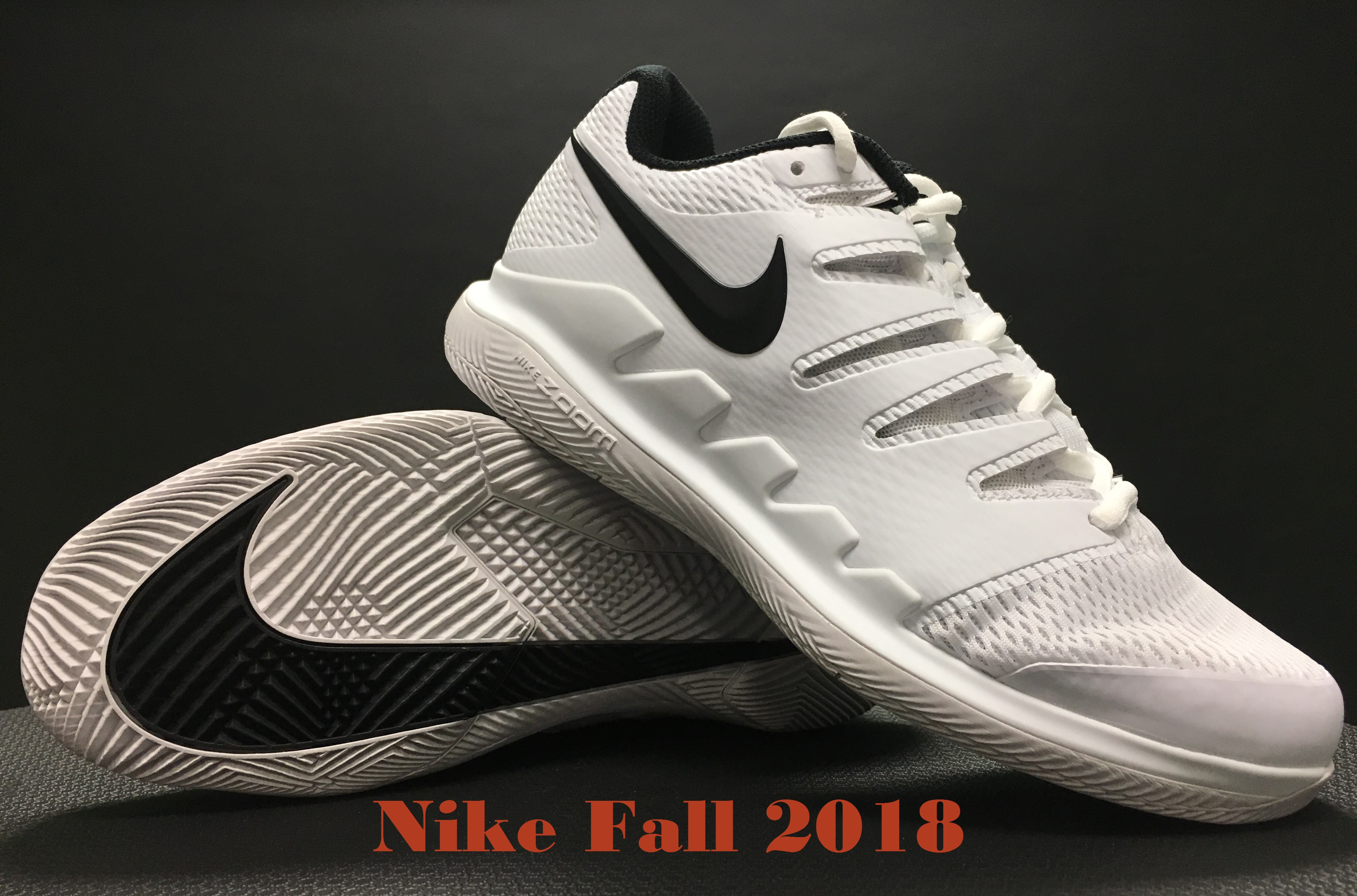 Nike Fall 2018 Tennis Shoes May Feature More Colors Than Autumn Thumbnail