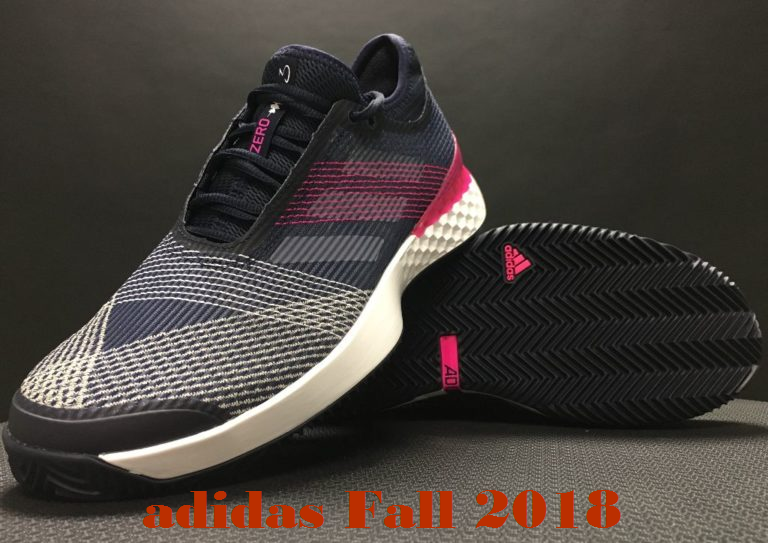 adidas Launches New 2018 Tennis Shoes for Late Summer and Fall Thumbnail