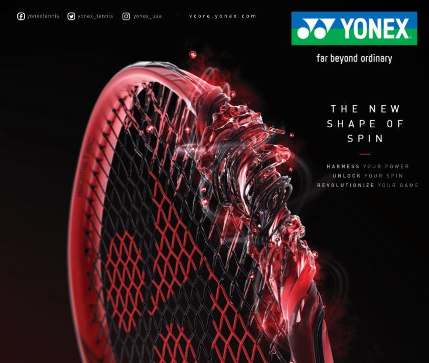 Sneak Preview: Yonex updates VCORE SV Lineup