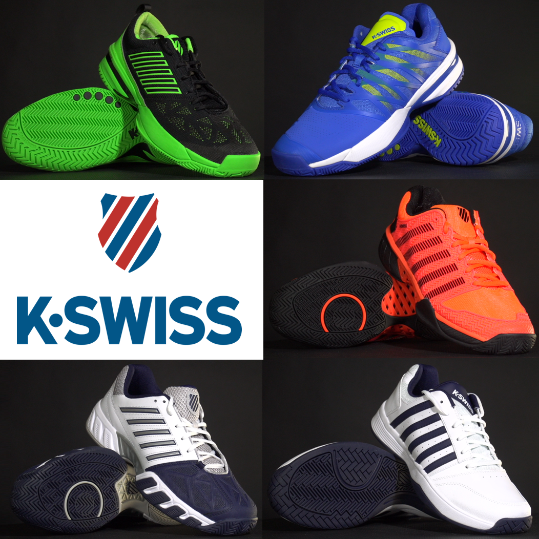Comparing 2018 K-Swiss Tennis Shoes