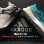 Adidas Ubersonic 2.0 vs 3.0 Shoe Review Blog