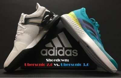 Adidas Ubersonic 2.0 vs 3.0 Shoe Review Blog
