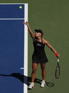 Angelique Kerber 2018 US Open - Jerry Lai USA Today Sports