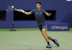 Novak Djokovic US Open 2018 Lacoste Gear