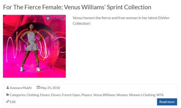 Eleven Fierce Female Blog Thumbnail