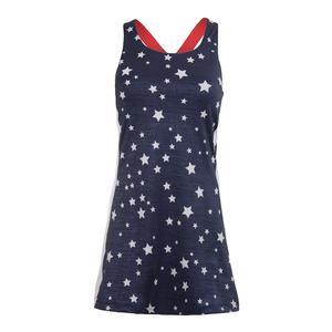 Fila Womens Heritage Dress Star Print