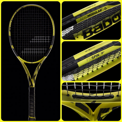 Babolat Reveals New Pure Aeros for 2019