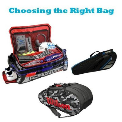 Choosing the Right Tennis Bag Blog
