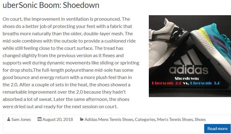 UberSonic Boom: Shoedown