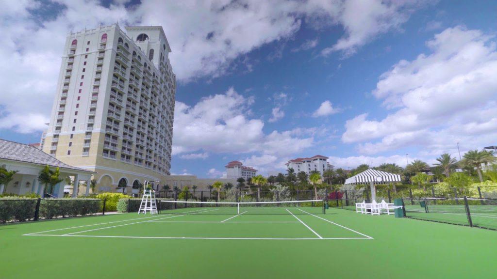 The Racquet Club at Baha Mar