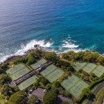 Mauna Kea Beach Hotel Tennis Courts