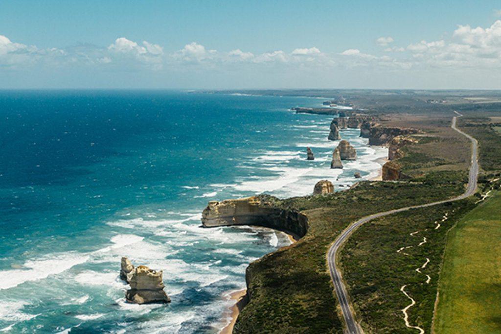 Australia's Ocean Road