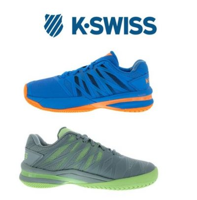 Hot Shot: It's the K-Swiss Ultrashot 2 Review