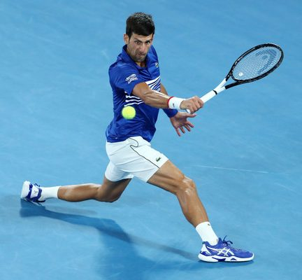 Novak S New Shoe The Asics Court Ff 2 Tennis Express Blog