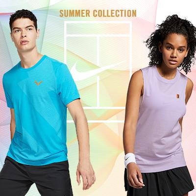 Nike Summer 2019 Tennis Apparel Thumbnail