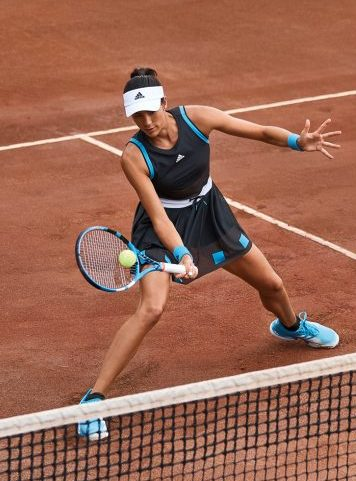 Garbine Muguruza Adidas French Open Apparel
