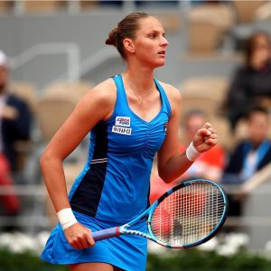 Pliskova French Open 2019