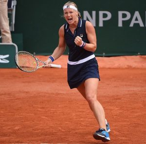 Bertens French Open 2019
