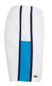Lacoste Mens Color Block Drawstring Tennis Shorts
