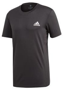 Adidas Mens Escouade Tennis Top in Black