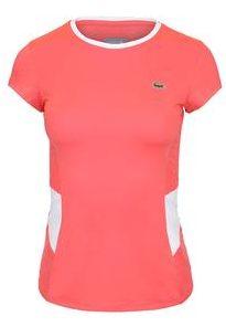 Lacoste Women's Performance Tennis Top Manguier