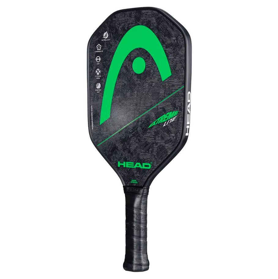 head paddle pickleball