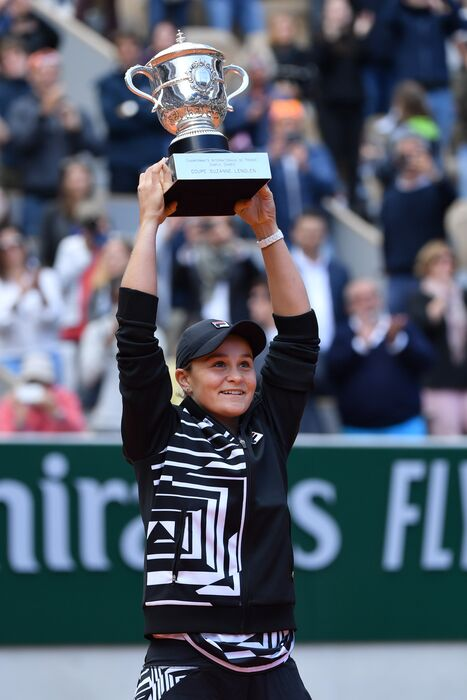 Interview with 2019 French Open Champion Ashleigh Barty