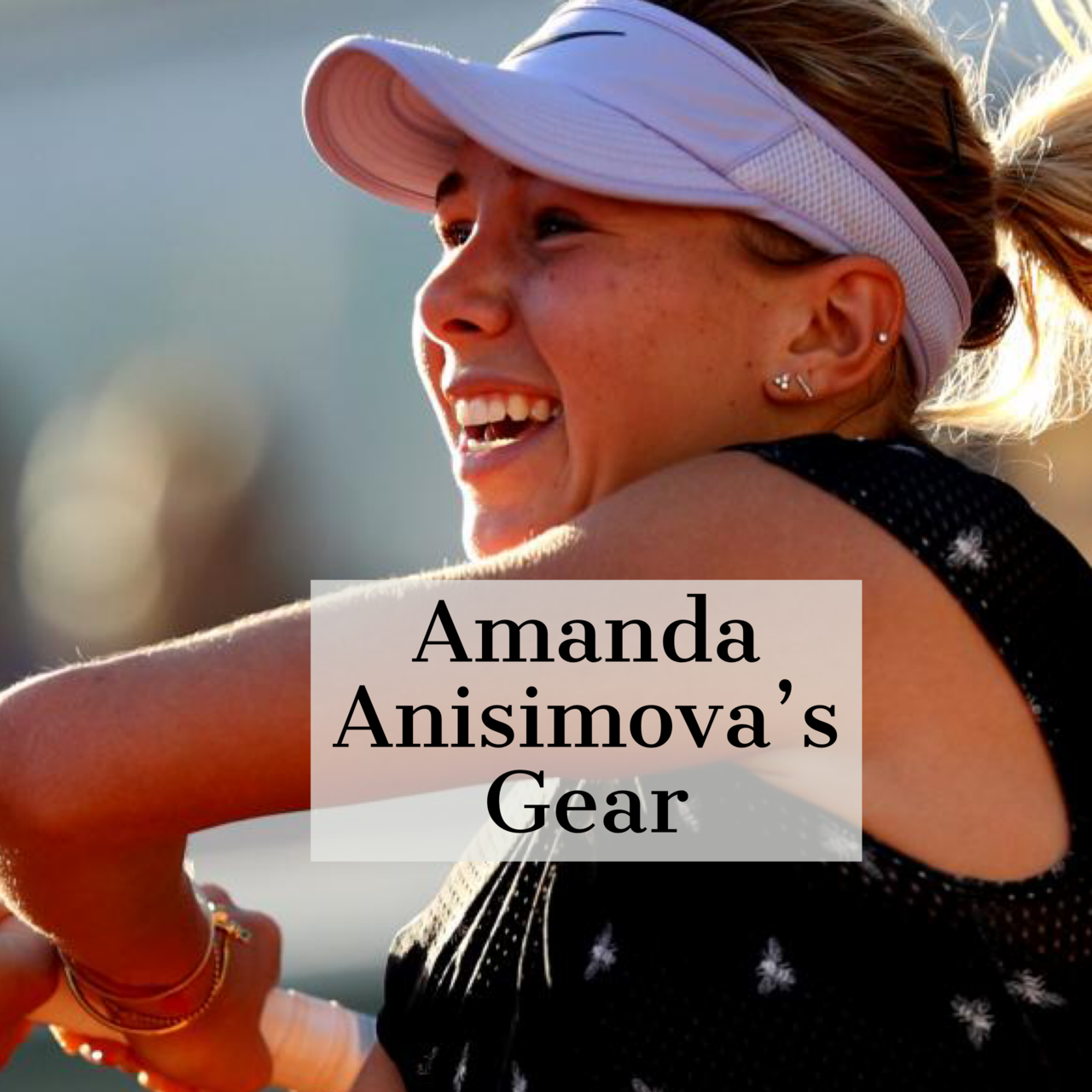 Who Is Amanda Anisimova?