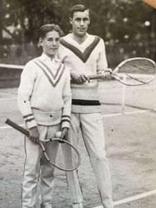 Bill Tilden 1923 photo