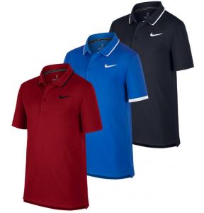 Nike Boys' team Polo