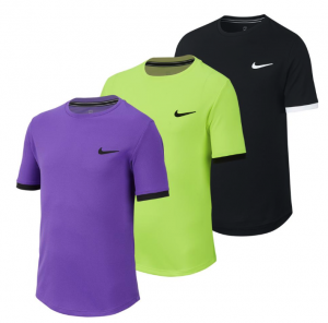 Nike Court Dry Short Sleeve top