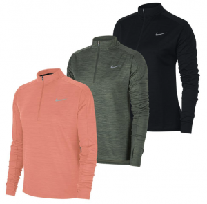 Nike Pacer Long Sleeve Running Top